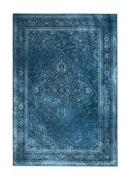 Dutchbone :: Dywan RUGGED 170x240cm - morski - niebieski