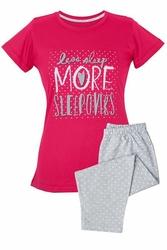 Muzzy More 7954 piżama damska