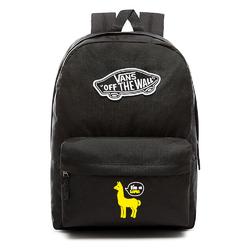 Plecak VANS Realm Backpack Custom Yellow lama - VN0A3UI6BLK - Yellow