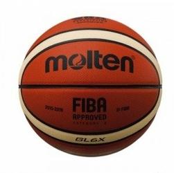 Piłka do koszykówki Molten - GL6X FIBA