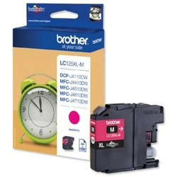 Brother Tusz LC125XL MAGENTA 1200s do MFC-J4510DW