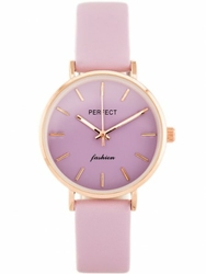 PERFECT A0359 - fioletowy  rosegold zp841d