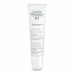 Louis Widmer Remederm balsam regeneracyjny do ust nieperfum.