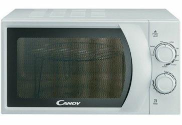 Kuchenka mikrofalowa CANDY CMG2071 - Klasa 1  biały