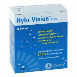 Hylo Vision sine dawka pojedyncza