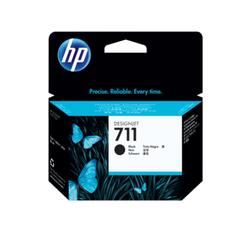 Czarny wkład atramentowy HP 711 DesignJet 80 ml