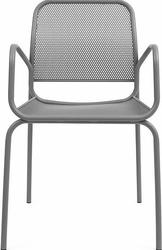 Krzesło Nasz jasnoszare