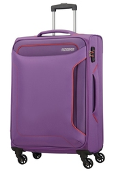 Walizka American Tourister Holiday Heat Spinner 67 cm - Fioletowy