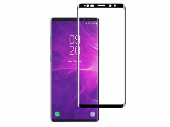 Szkło Mocolo 3D na cały ekran do Samsung Galaxy Note 9 czarne
