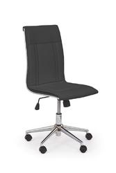 Fotel biurowy Porto czarny