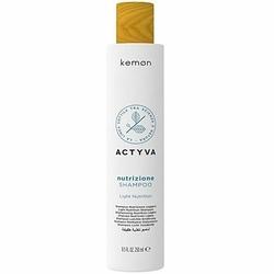 Kemon ACTYVA Nutrizione, nawilżający szampon do suchych włosów 250ml