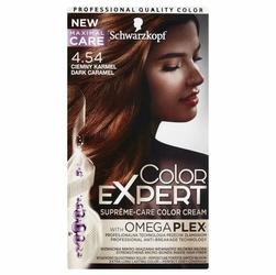 Schwarzkopf, Color Expert, farba do włosów, 4.54 Ciemny Karmel