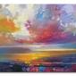 Uig clouds - obraz na płótnie