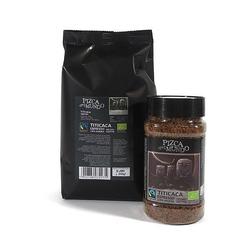 Pizca del mundo | titicaca espresso kawa rozpuszczalna 250g | organic - fairtrade