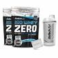 Biotech usa iso whey zero - 500g x 2 + shaker 600ml + próbka zestaw