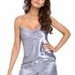 Donna eva 12 srebrna piżama damska