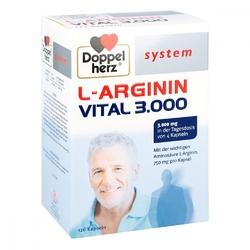 Doppelherz l-arginina 3000 system kapsułki