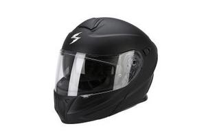 Scorpion kask szczękowy exo-920 solid matte black