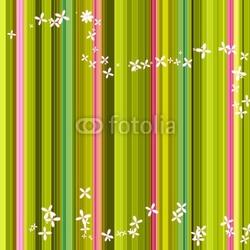 Fotoboard na płycie kwiatowy tło