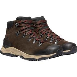 Buty trekkingowe męskie keen feldberg apx wp - brązowy