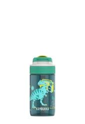 Butelka – bidon dla dziecka lagoon 400 ml - dinozaur - zielony
