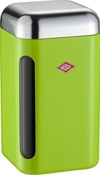 Pojemnik kuchenny z okienkiem 1,65 l wesco zielony