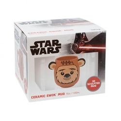 Star wars ewok - kubek 3d