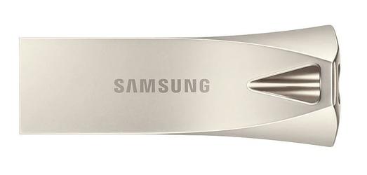 Samsung pendrive bar plus usb3.1  64 gb champaign silver