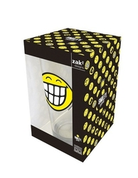 Zak szklanka 300 ml teeth smiley