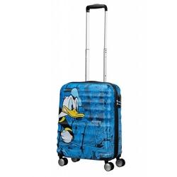 Walizka kabinowa american tourister wavebreaker disney 55 cm - blue