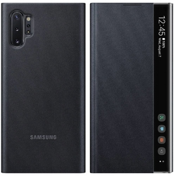 Etui samsung clear view cover samsung galaxy note 10 plus