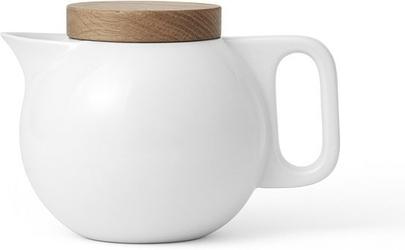 Dzbanek do zaparzania herbaty amelia biały