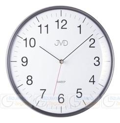 Zegar ścienny jvd ha16.2 płynący sekundnik