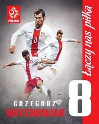 Grzegorz krychowiak 8 - plakat