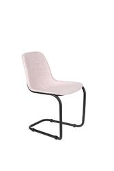 Zuiver krzesło thirsty jasno różowy 1100421