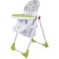 Krzesełko do karmienia comfort lux - zielony