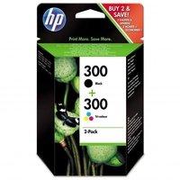 Hp oryginalny tusz hp 300 combo pack cn637ee