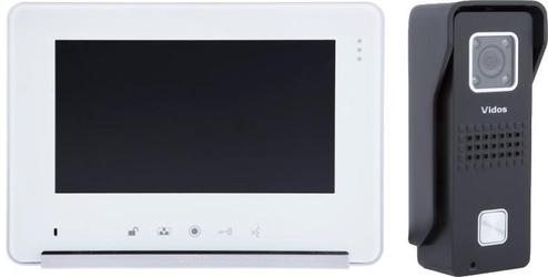 Wideodomofon vidos m690ws6b - szybka dostawa lub możliwość odbioru w 39 miastach