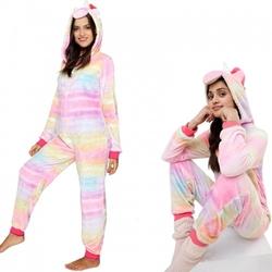 Kigurumi onesie piżama dres jednorożec moro