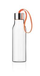 Butelka na wodę Eva Solo z pomarańczowym uchwytem