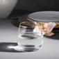 Szklanki do wody  do napojów  do drinków altom design rubin gold 370 ml komplet 6 sztuk