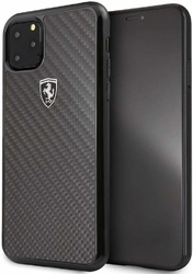 Etui ferrari hard case iphone 11 pro max carbon heritage
