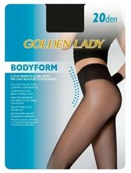 Rajstopy golden lady bodyform - ściągające brzuch 20 den