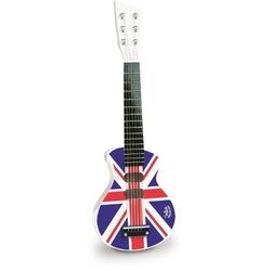 Gitara union jack