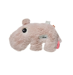 Przytulanka done by deer - różowy hipopotam