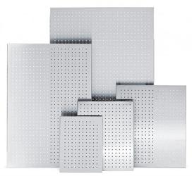 Tablica magnetyczna 60x90 cm, matowa, dziurkowana