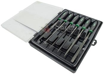 Pilniki iglaki komplet pilników iglaków zestaw 6 szt