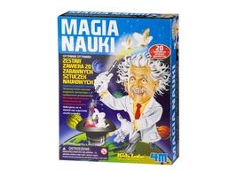 MAGIA NAUKI zestaw naukowy