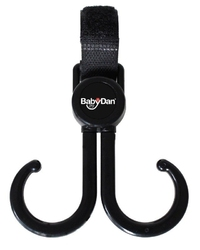 Baby dan - podwójny uchwyt na wózek