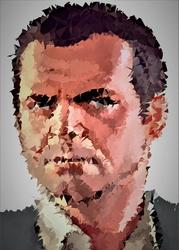 Polyamory - michael, gta - plakat wymiar do wyboru: 40x50 cm